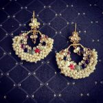 Eye Catching Silver Earring From Bcos Its Silver