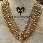 Lovely Long Necklace From Ms Pink Panthers