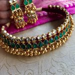 Simple Choker Set From Sree Exotic Silver Jewelleries