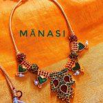 Simple Handmade Necklace From Jaya's Handiwork