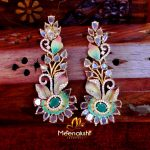 Designer Party Wear Earring From Meenakshi Jewelleries