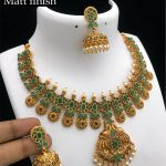 Eye Catching Necklace set from Varsha
