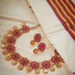 Pretty Necklace Set From Vasah India