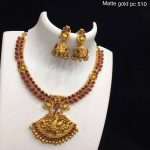 Traditional Necklace Set From Alamakara