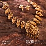 Traditional Gold Necklace From VBJ