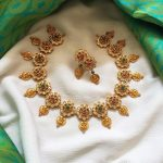 Unique Necklace Set From Emblish coimbatore
