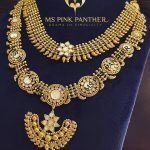 Adorable Necklace Set From Ms Pink Panthers
