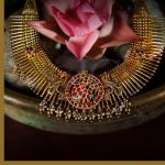 Classic Gold Necklace From JCS Jewel Creations