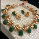 Elegant Necklace Set From Bead Chicz