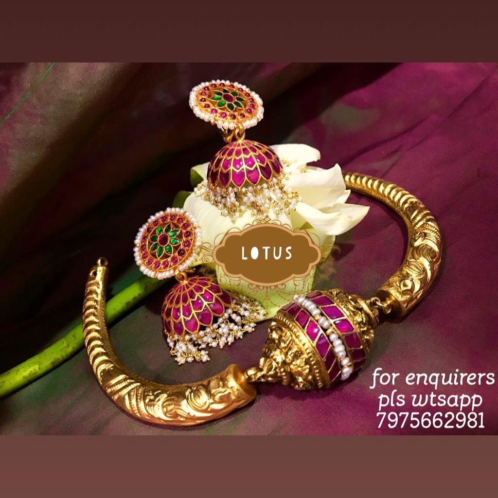 Unique Hasli Neckalce From Lotus Silver Jewellery