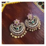 Amazing Stone Earring From Quills And Spills