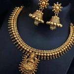 Classic Lakshmi Necklace Set From Dangles Chennai