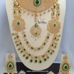Exclusive Bridal Set From Vibha Creations