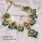 Graceful Necklace From Tribe Amrapali