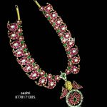 Stunning Mango Necklace From Silver Sashti