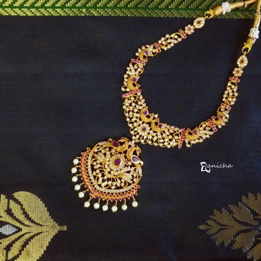Amazing Necklace From Anicha