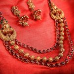 Antique Necklace Set From Kimi Girl