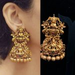 Ethnic Jhumka From Accessory Villa