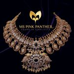 Gorgeous Peacock Necklace From Ms Pink Panthers