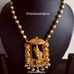 Om Muruga Pendant With Chain From Precious And You