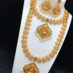 Pretty Bridal Set From Rachu's Collections