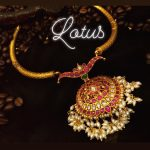 Pretty Silver Necklace From Lotus Silver Jewellery