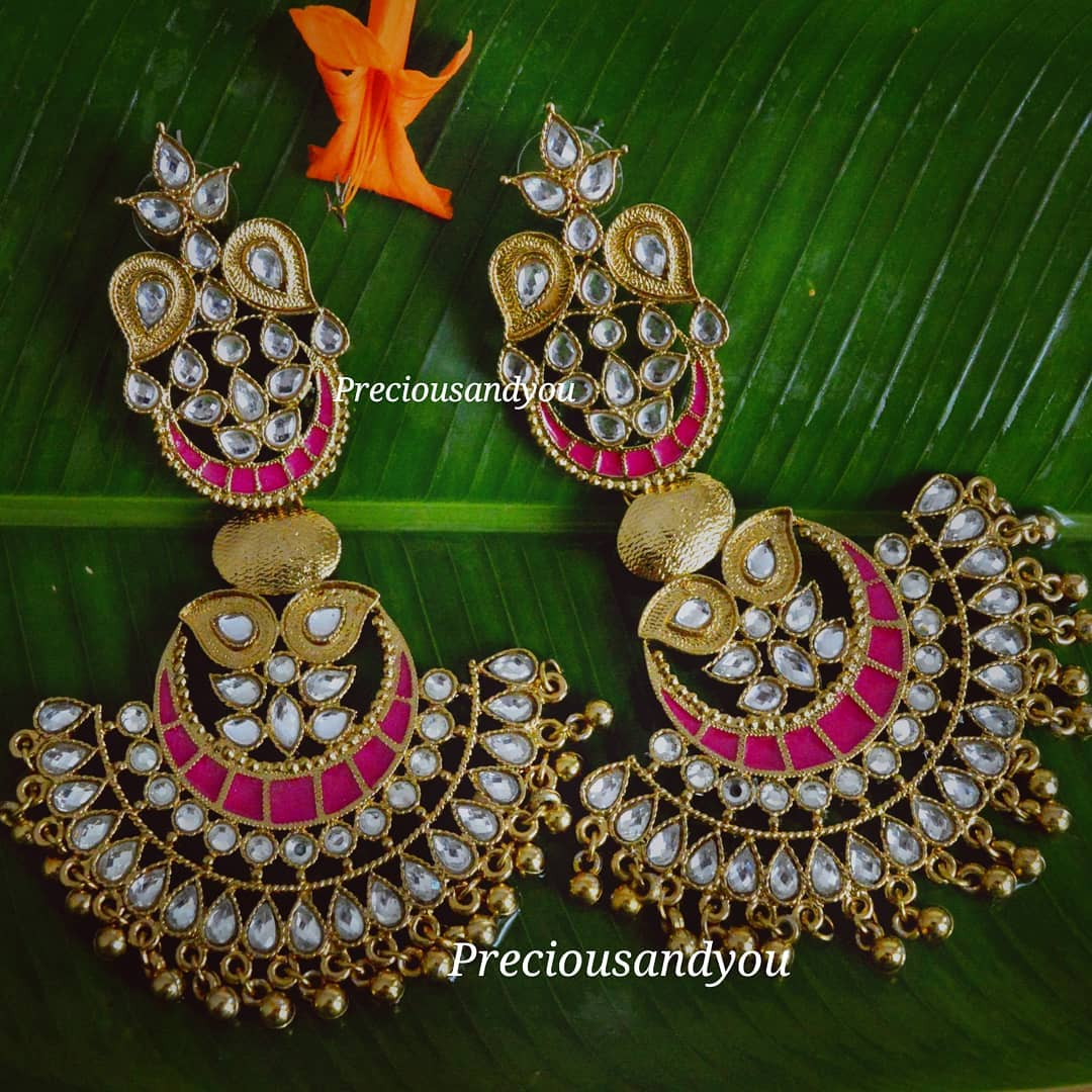 Trendy Earring From Precious And You
