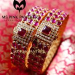 Adorable Silver Bangle From Ms Pink Panthers