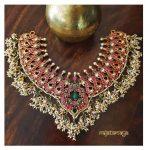 Attractive Necklace Set From Rajatamaya