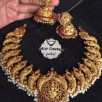 Bold Silver Bridal Choker From Silver Cravings Jewellery