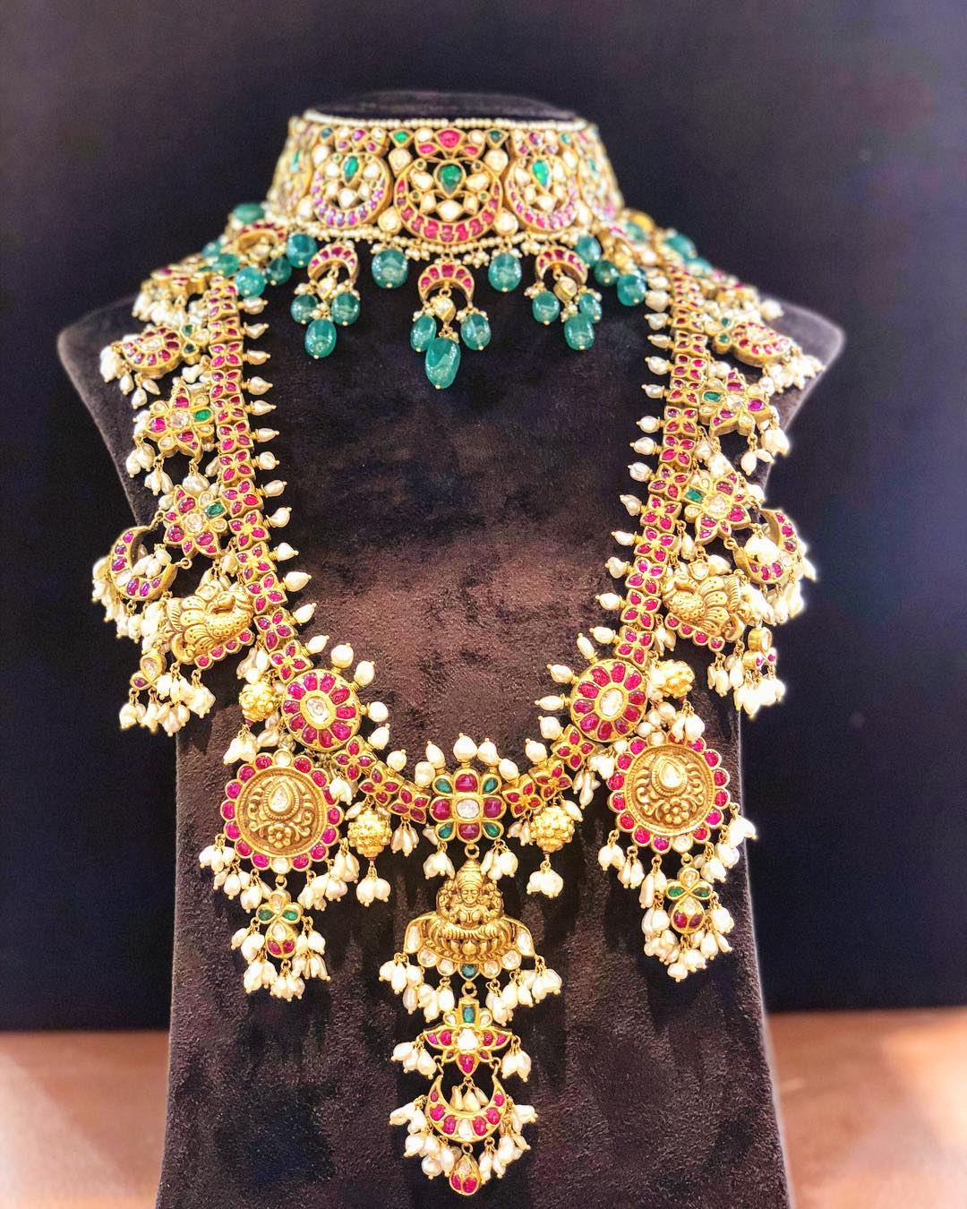 Decorative Bridal Collections From Mangatrai 36jubilee Hills