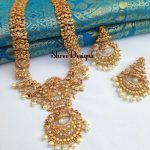 Grand Wedding Haram From Shree Designs