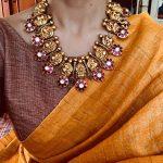 Gorgeous Kundan bling From Prade Jewels