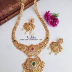 Pretty Necklace Set From Vibha Creations