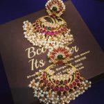 Pretty Guttapusalu Earrings From Bcos Its Silver