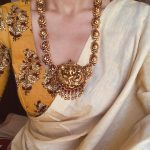 Traditional Temple Necklace From Prade Jewels