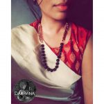 Beautiful Beaded Necklace From Darpana