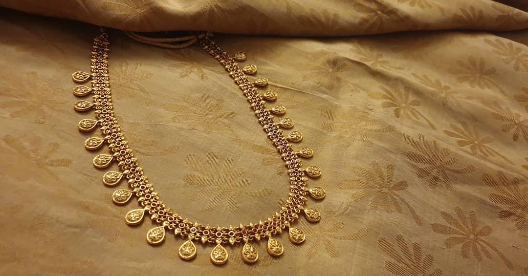 Beautiful Necklace From Vasah India