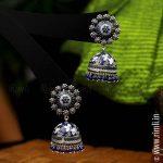 Classic Chakra Jhumkha From Rimli Boutique