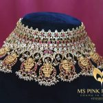 Gorgeous Choker Set From Ms Pink Panther