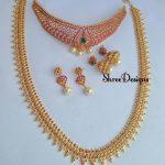 Semi Bridal Jewellery From Shree Designs