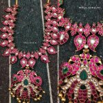Sparkling Kundhan Set From Macs Jewellery