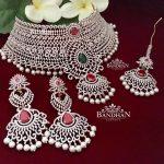 Stunning Choker Set From Bandhan