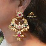 Stunning Earring From Meenakshi Earring