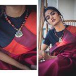Stylish Beaded Necklace From Umang Beads