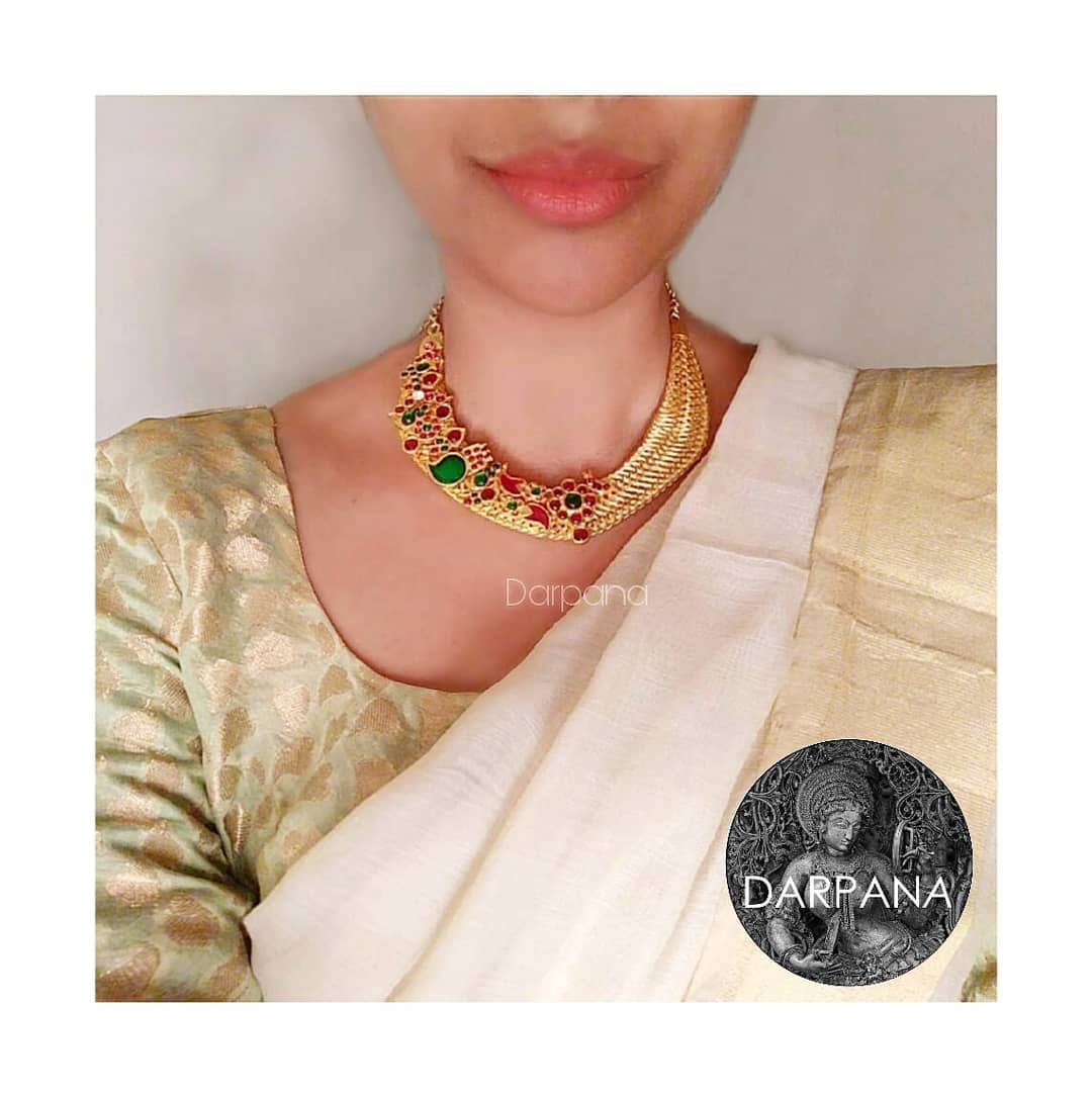 Trendy Necklace From Darpana