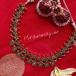 Attractive Handmade Necklace Set From Hiranmayim