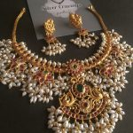 Beautiful Necklace Set From Silver Cravings Jewellery