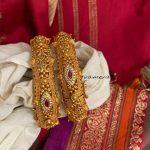 Bold Bridal Bangle From Tvameva