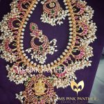 Bridal Necklace Set From Ms Pink Panthers